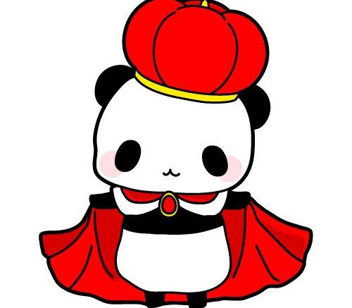 王様パンダ